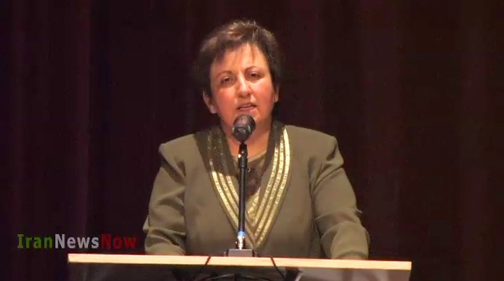 Live-blog: Lecture with Nobel Laureate, Dr. Shirin Ebadi, in Vancouver – April 23, 2010