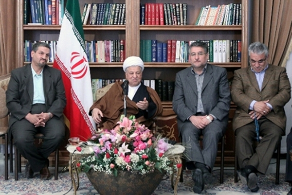 Rafsanjani Meets with Reformist MPs