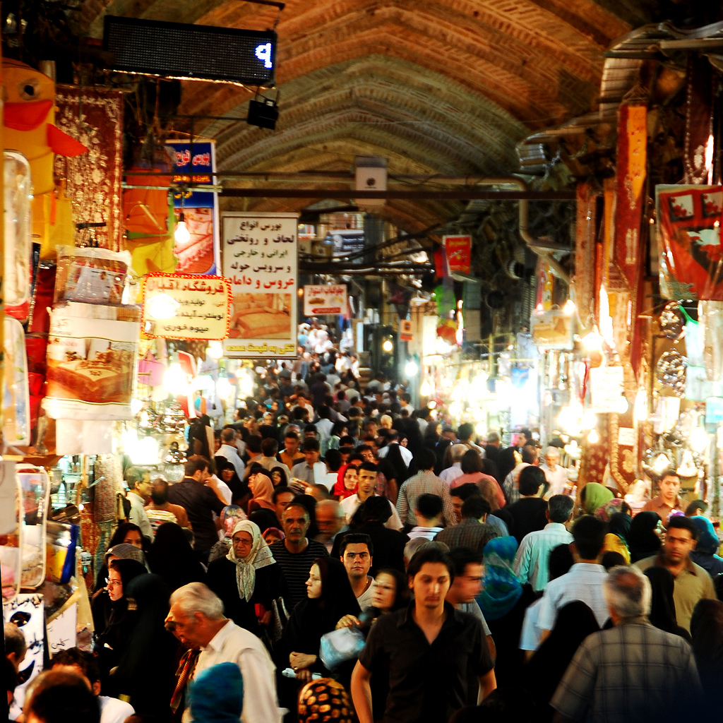 L.A. Times: Iran: Bazaar strike triumphs as government retreats from tax hike