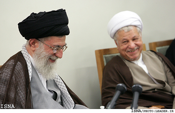 Rahesabz Reports Deal between Khamenei and Rafsanjani to End Dispute over Azad University