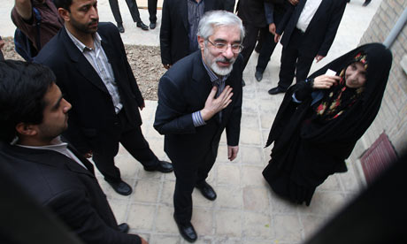 Rooz: Mousavi: People Will Not Await Message to Assemble