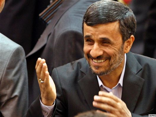 RFE/RL: The Language Of Ahmadinejad: 'The Bogeyman Snatched The Boob'