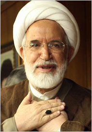 Karroubi – The Guardian Council is Implicated in the Betrayal of the People and Denying them their Votes
