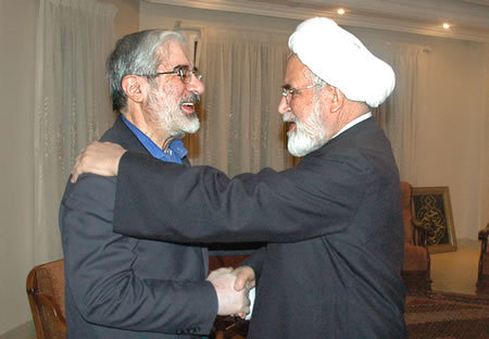 How the Mousavi-Karroubi request to hold a rally in support of Tunisian and Egyptian uprisings reveals hypocritical and totalitarian nature of regime