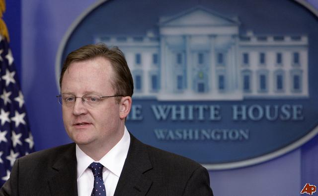 "Obama's Press Secretary, Robert Gibbs on Iran Regime: ""They are not that comfortable. They're scared."""