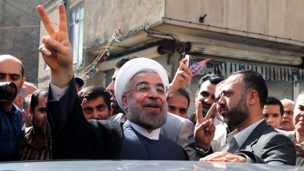 "Exclusive: Iran News Now's Conversation with Dr. Hassan Rouhani, Iran's New President: ""Govt of hope and prudence seeks to eliminate gaps between our people, create conditions for improved atmosphere"""