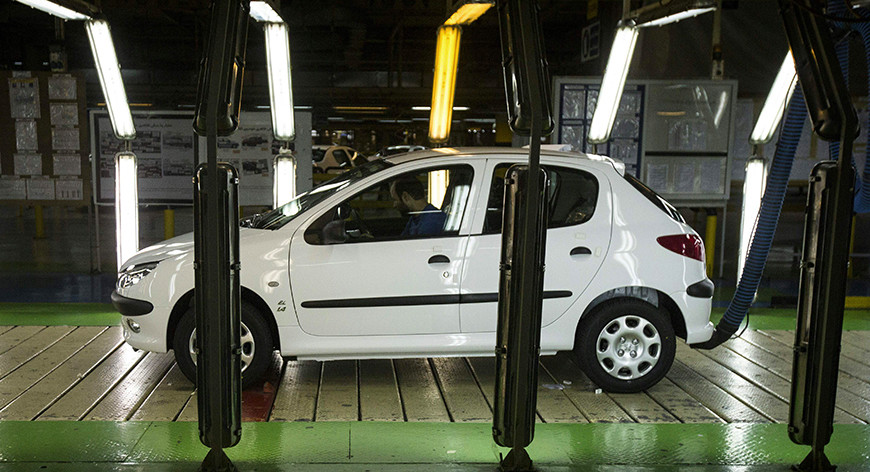 Why French carmakers are the real winners of Iranian protectionism