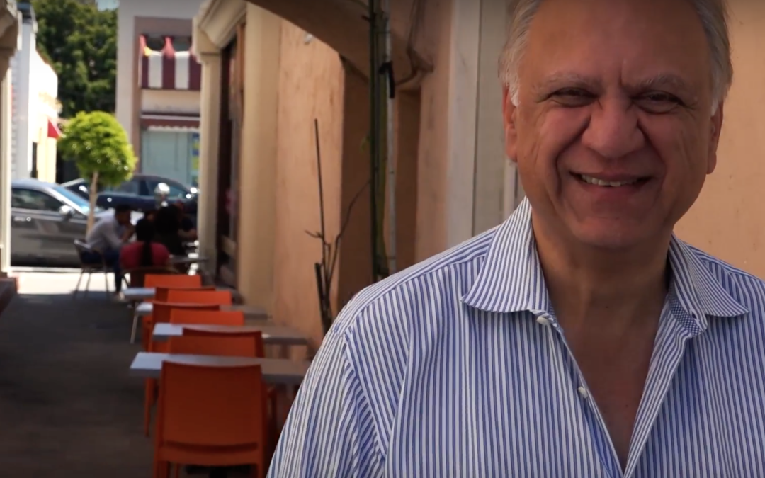 Watch: Fred Parvaneh showcases one of the L.A. area's finest Persian Restaurants – Sadaf